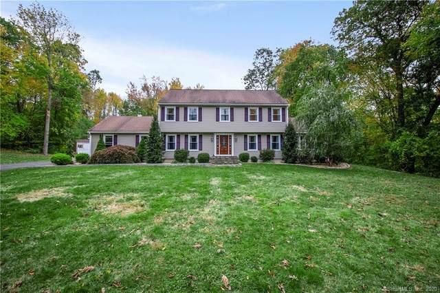 16 Nickel Place, Monroe, CT 06468 (MLS #170349248) :: Around Town Real Estate Team