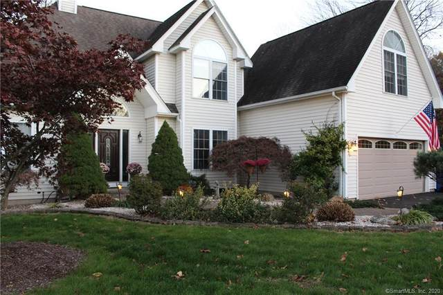 15 N Ridge Drive, Cromwell, CT 06416 (MLS #170349347) :: Around Town Real Estate Team