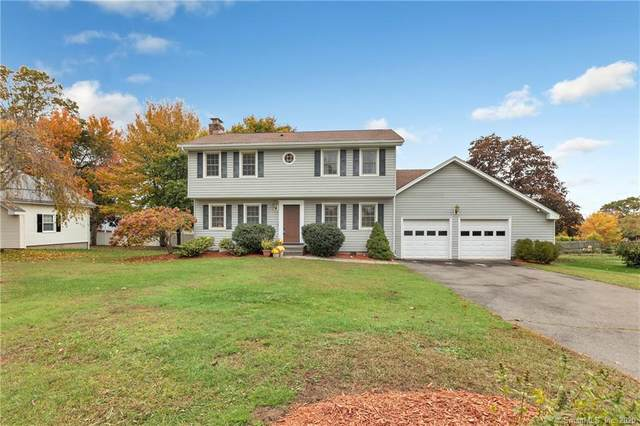 118 Emerson Drive, Stratford, CT 06614 (MLS #170349407) :: Team Phoenix
