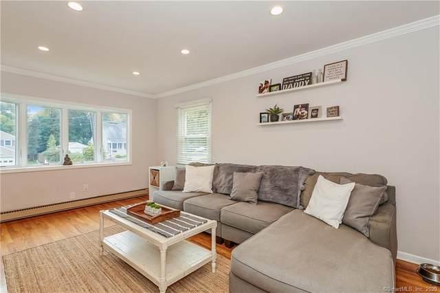 27 Pine Hill Terrace, Stamford, CT 06903 (MLS #170349562) :: Kendall Group Real Estate | Keller Williams