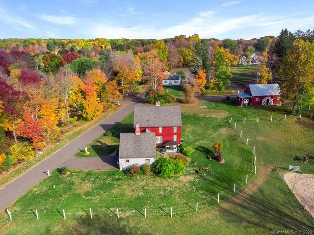 1A Pratt Farm Road, Granby, CT 06060 (MLS #170350008) :: Carbutti & Co Realtors