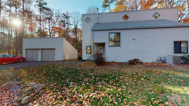 5 Staunton Court K, Farmington, CT 06032 (MLS #170350764) :: Around Town Real Estate Team