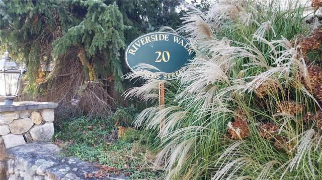 20 Cross Street #2, Westport, CT 06880 (MLS #170350832) :: Mark Boyland Real Estate Team