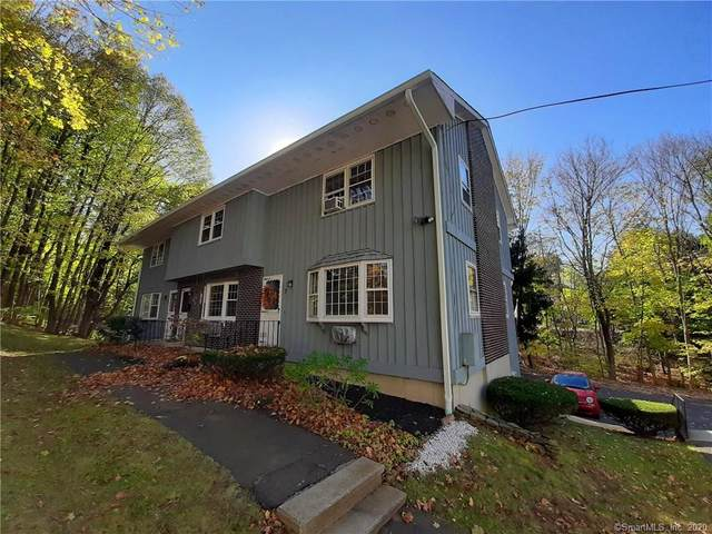 2 Midway Drive #7, Bethel, CT 06801 (MLS #170352815) :: Around Town Real Estate Team