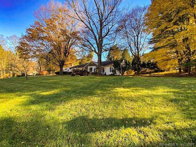 208 Merryall Road, New Milford, CT 06776 (MLS #170353951) :: Forever Homes Real Estate, LLC