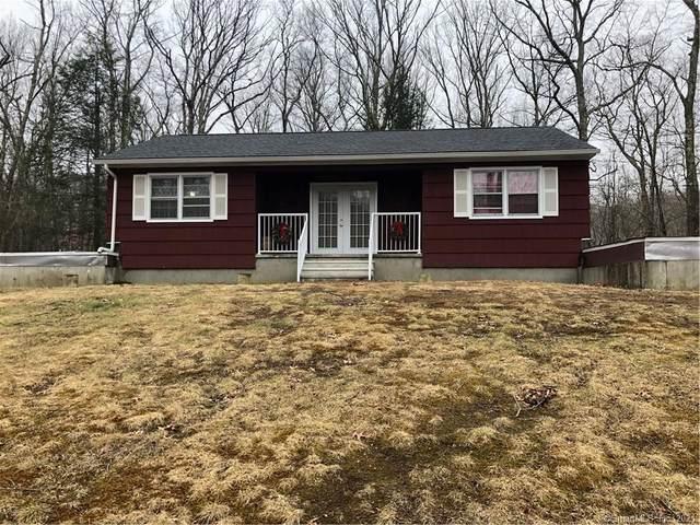 420 Sherman Hill Road, Woodbury, CT 06798 (MLS #170353956) :: Kendall Group Real Estate | Keller Williams