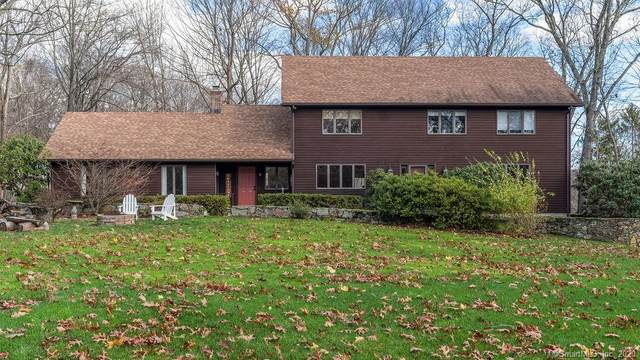 149 Wedgewood Drive, Easton, CT 06612 (MLS #170353995) :: Kendall Group Real Estate | Keller Williams