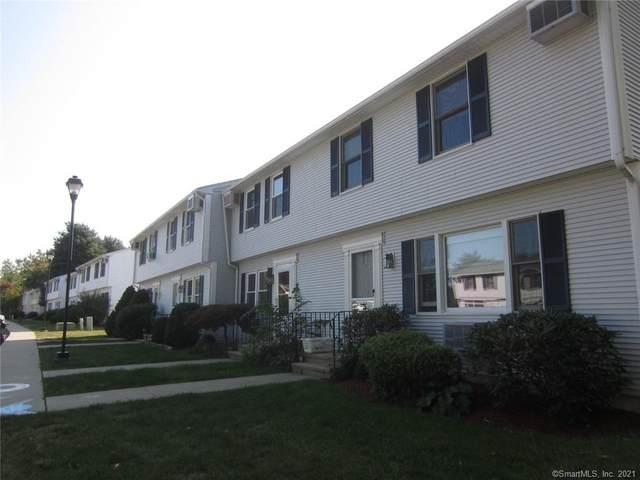 1 Maple Street #2, Ellington, CT 06029 (MLS #170354801) :: Tim Dent Real Estate Group