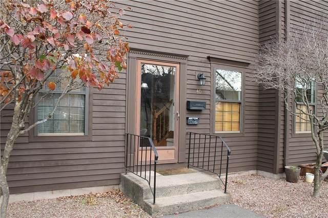 40 Spring Street #40, Wethersfield, CT 06109 (MLS #170355464) :: Around Town Real Estate Team