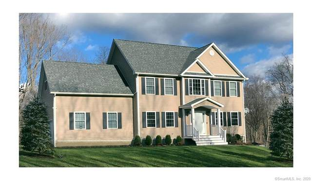145 Rockwell Road, Bethel, CT 06801 (MLS #170355612) :: Around Town Real Estate Team