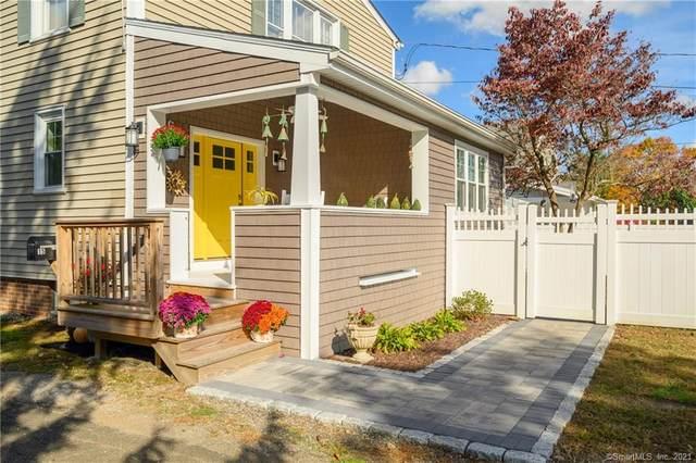 15 Church Hill Road, Newtown, CT 06470 (MLS #170355702) :: Around Town Real Estate Team