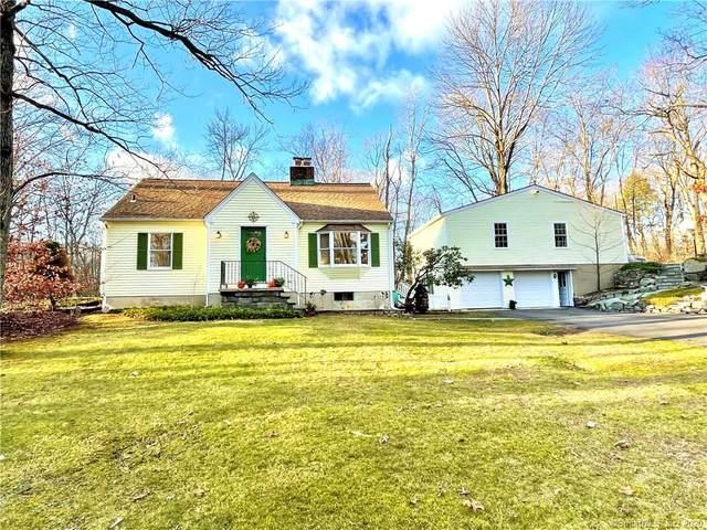 36 Pelham Lane, Wilton, CT 06897 (MLS #170356288) :: Kendall Group Real Estate   Keller Williams