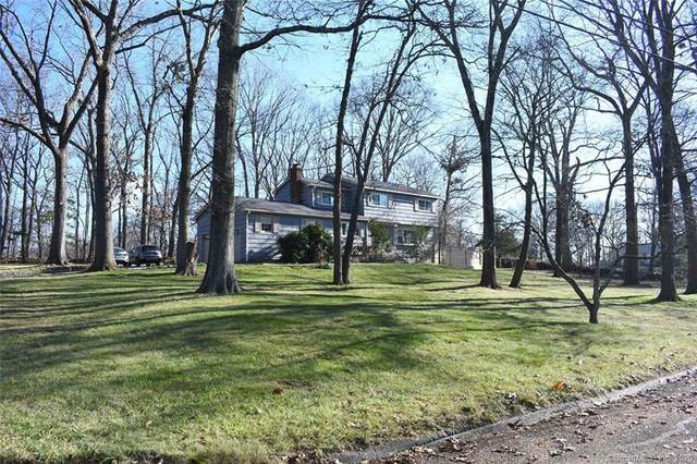 18 Wintergreen Drive, Easton, CT 06612 (MLS #170356293) :: Kendall Group Real Estate | Keller Williams