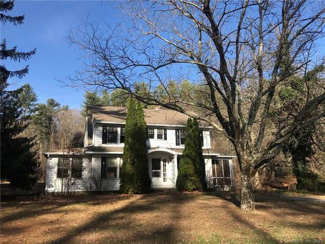 906 Voluntown Road, Griswold, CT 06351 (MLS #170356845) :: Tim Dent Real Estate Group