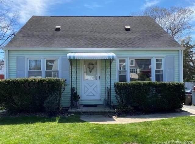 27 Winter Street, Stamford, CT 06905 (MLS #170357062) :: Kendall Group Real Estate | Keller Williams
