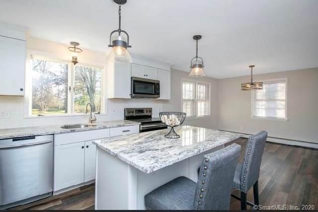 87 Nott Street, Wethersfield, CT 06109 (MLS #170357353) :: Around Town Real Estate Team