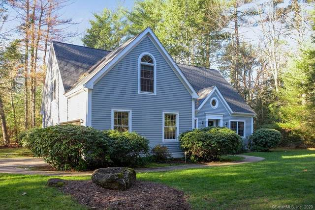 5 Woodleigh Place, Simsbury, CT 06089 (MLS #170357364) :: Around Town Real Estate Team