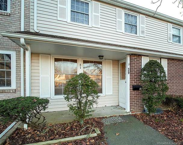 39 Jackson Drive #39, Milford, CT 06460 (MLS #170357748) :: Around Town Real Estate Team