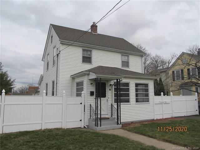 21 E Broad Street, Plainville, CT 06062 (MLS #170357784) :: Coldwell Banker Premiere Realtors