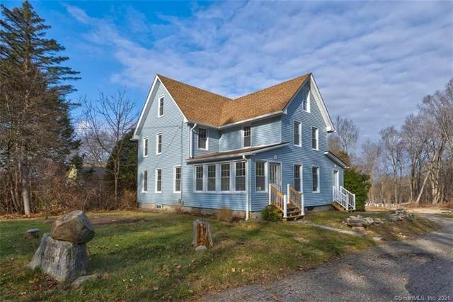 1810 South Street, Coventry, CT 06238 (MLS #170358073) :: Around Town Real Estate Team