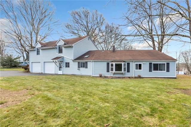 111 Lloyd Drive, Fairfield, CT 06825 (MLS #170358260) :: Around Town Real Estate Team