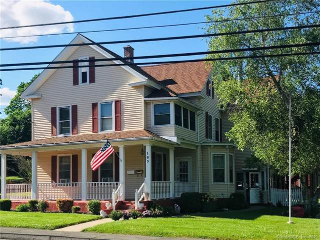 185 West Center Street, Southington, CT 06489 (MLS #170358350) :: Hergenrother Realty Group Connecticut