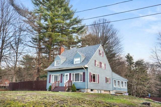 13 Orcuttville Road, Stafford, CT 06076 (MLS #170358378) :: Tim Dent Real Estate Group