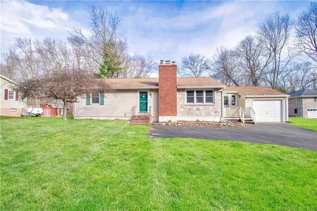 96 Thayer Road, Haddam, CT 06441 (MLS #170358511) :: Around Town Real Estate Team
