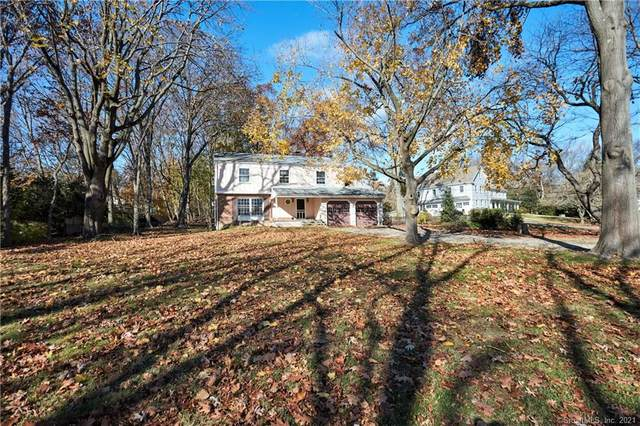 126 Old Saugatuck Road, Norwalk, CT 06855 (MLS #170358722) :: Around Town Real Estate Team