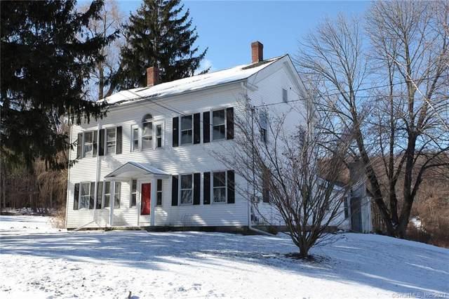 5 Anderson Road, Sherman, CT 06784 (MLS #170358738) :: Kendall Group Real Estate | Keller Williams