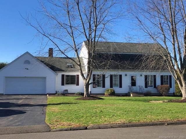 45 Hansen Farm Road, North Haven, CT 06473 (MLS #170359355) :: Around Town Real Estate Team
