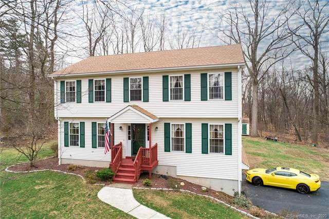 31 Steep Hill Road, Seymour, CT 06483 (MLS #170359710) :: Around Town Real Estate Team