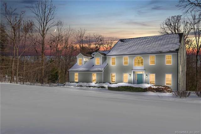 5 Old Purdy Station Road, Newtown, CT 06470 (MLS #170359785) :: Around Town Real Estate Team