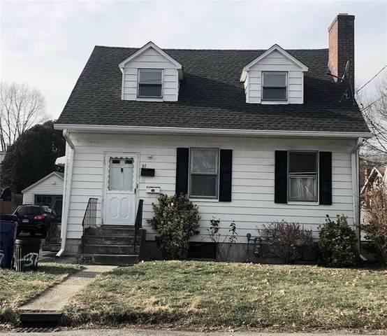 37 Plymouth Avenue, Norwalk, CT 06851 (MLS #170360486) :: Around Town Real Estate Team