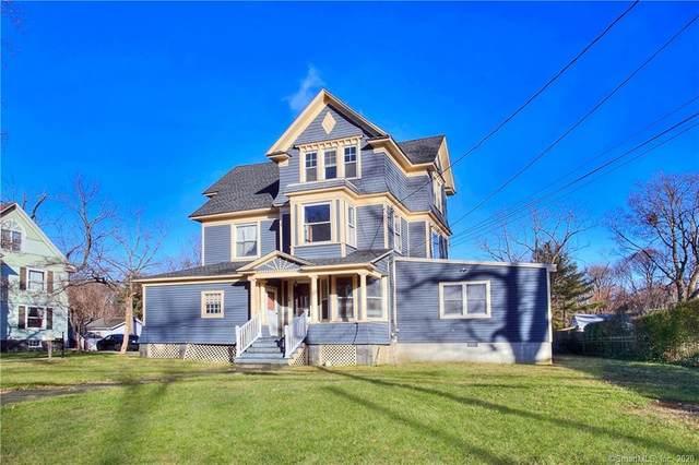 18 France Street, Norwalk, CT 06851 (MLS #170360523) :: Around Town Real Estate Team