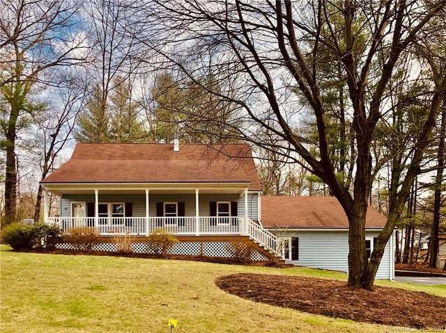 50 E Shore Boulevard, Farmington, CT 06085 (MLS #170360770) :: Around Town Real Estate Team