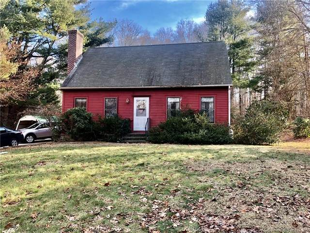 110 E Haddam Colchester Turnpike, East Haddam, CT 06469 (MLS #170360927) :: Around Town Real Estate Team