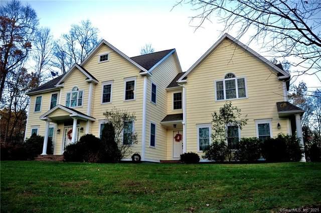 314 W Mountain Road, Simsbury, CT 06092 (MLS #170361452) :: Tim Dent Real Estate Group