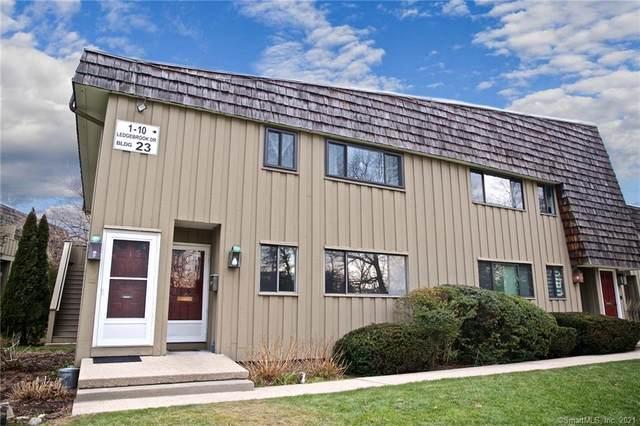 2 Ledgebrook Drive #2, Norwalk, CT 06854 (MLS #170361710) :: Mark Boyland Real Estate Team