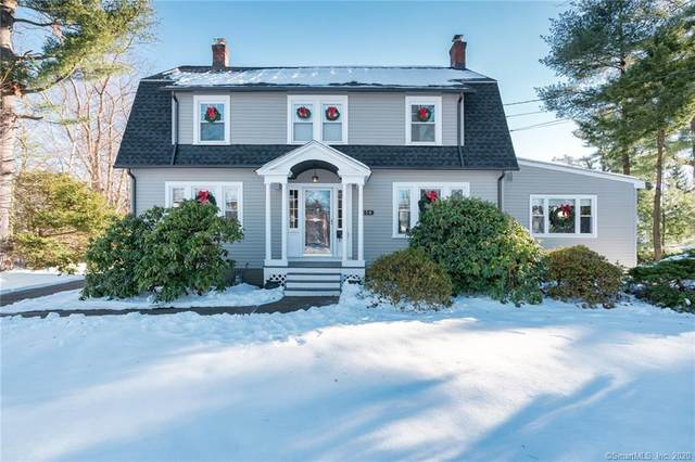 550 Wolcott Hill Road, Wethersfield, CT 06109 (MLS #170361775) :: Around Town Real Estate Team
