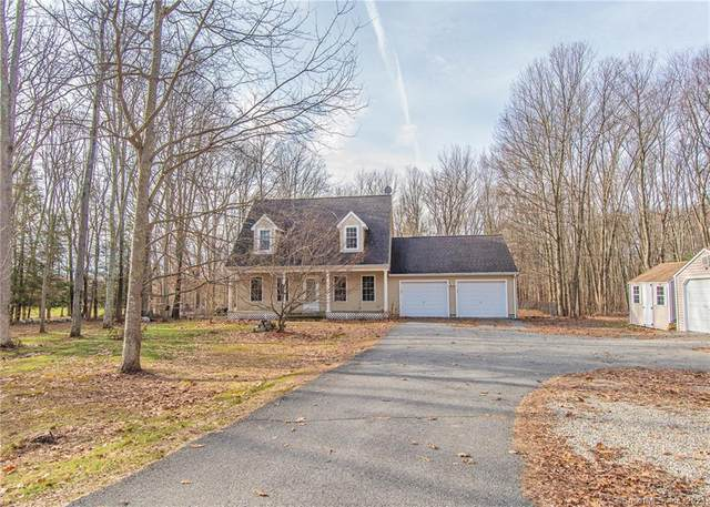 33 Chestnut Hill Road, Killingly, CT 06241 (MLS #170362010) :: Sunset Creek Realty
