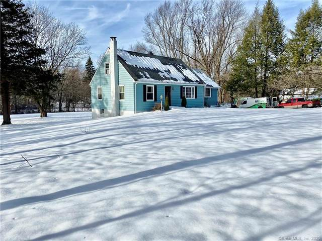 1096 Johnson Road, Woodbridge, CT 06525 (MLS #170362218) :: Carbutti & Co Realtors