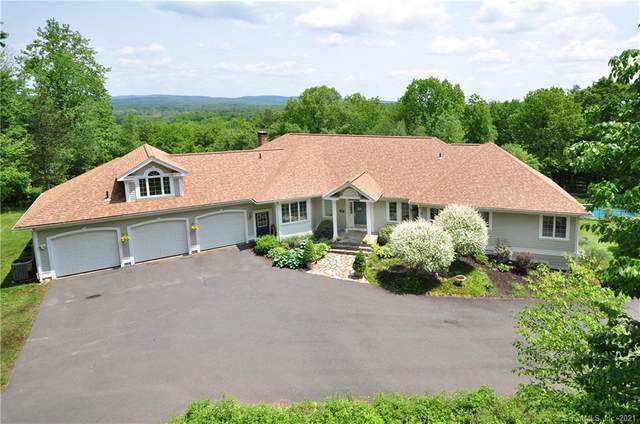 9 Reed Hill Road, Granby, CT 06035 (MLS #170362307) :: NRG Real Estate Services, Inc.