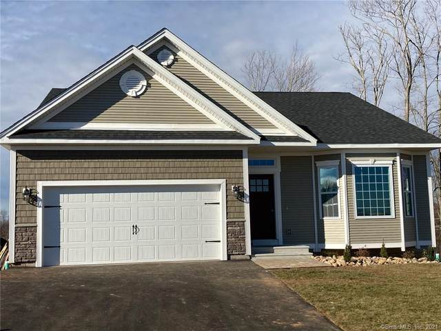 102 Webster Lane 2-31, Middletown, CT 06457 (MLS #170362319) :: Around Town Real Estate Team