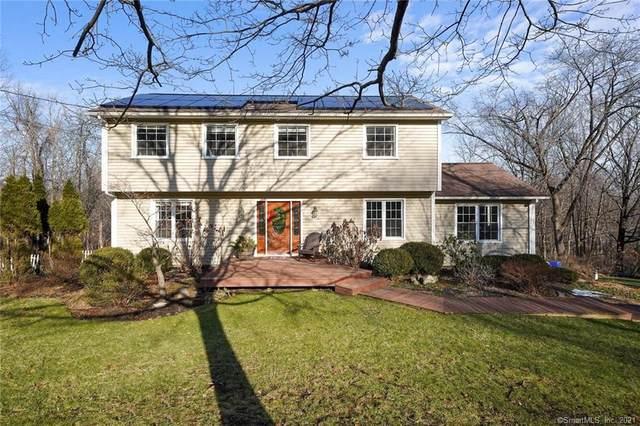 45 E Gate Road, Danbury, CT 06811 (MLS #170362563) :: Around Town Real Estate Team