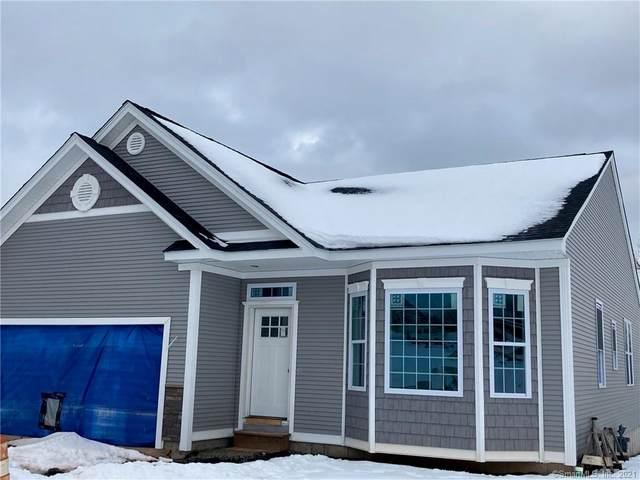 162 Webster Lane 2-1, Middletown, CT 06457 (MLS #170362810) :: Spectrum Real Estate Consultants