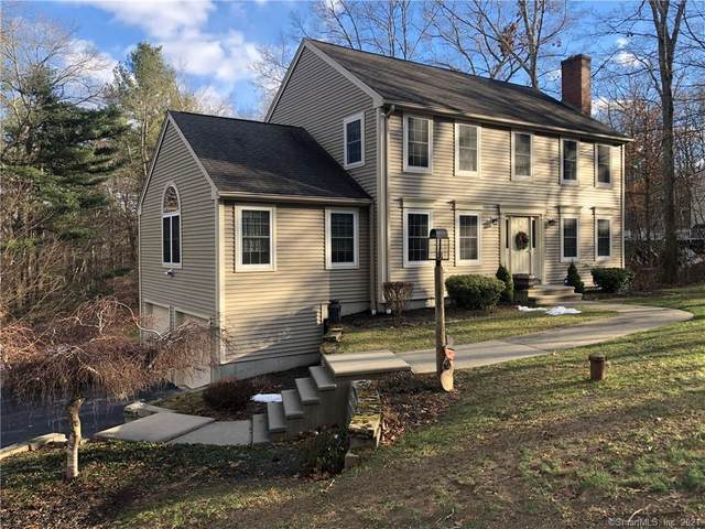 135 Labby Road, Thompson, CT 06255 (MLS #170362895) :: Around Town Real Estate Team