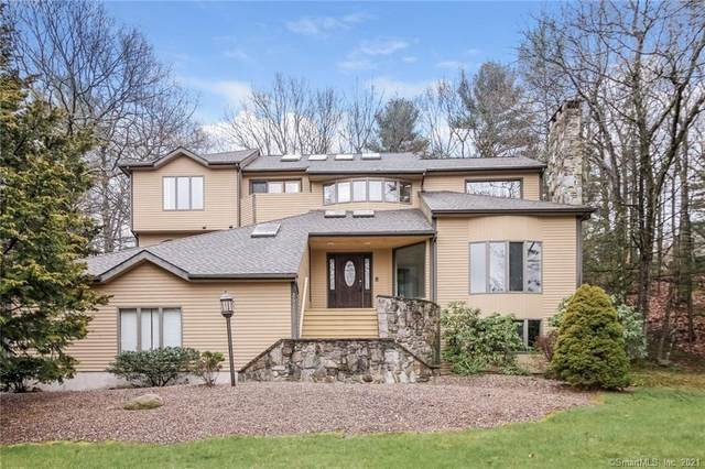 202 High Wood Drive, Glastonbury, CT 06073 (MLS #170362939) :: Mark Boyland Real Estate Team