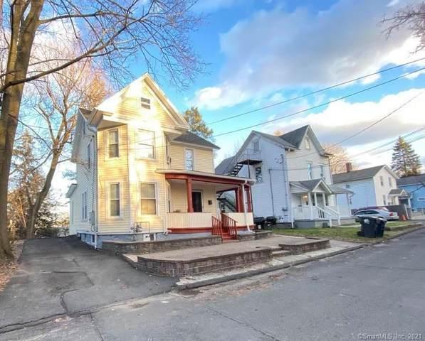15 Harding Place, Danbury, CT 06810 (MLS #170363032) :: Tim Dent Real Estate Group