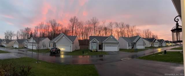 163 Webster Lane 2-32, Middletown, CT 06356 (MLS #170363054) :: Around Town Real Estate Team